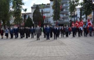 Cumhuriyet Bayramının 97.Yıl Dönümü kutlamaları...