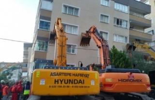 EFAK deprem bölgesinde çalışmalarını sürdürüyor