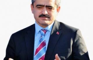 MHP İl Başkanı Alıcık'tan 'Mevlid Kandili'...