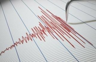 Son dakika! Çine'de deprem! Büyüklüğü...