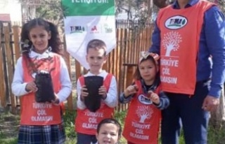 Çine Tema Gönüllüleri İyilik İçin Koşuyor