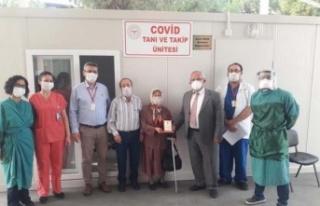 Çineli Vatandaştan Devlet Hastanesine Anlamlı Destek
