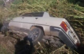 Karpuzlu'da trafik kazası: 1 yaralı
