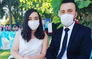 Başkan Çakır ve eşi korona virüsü yendi