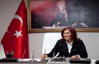 """Başkan Çerçioğlu, """"2021 şefkat, iyileşme ve..."""