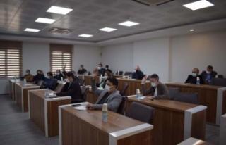 Çine Belediyesi'nde Yılın Son Meclisi Toplandı