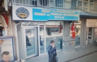 Çine Esnaf Kefalet Kredi Kooperatifi binası karantinaya...