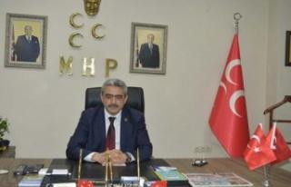 MHP Aydın İl Başkanı Alıcık, korona virüse...
