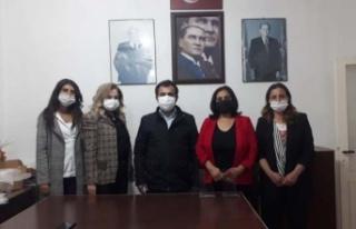MHP Çine Kadın Kolları Başkanlığına Nihal Bilgiç...