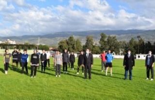 Belediye'den Gençlere ücretsiz POMEM hazırlık...