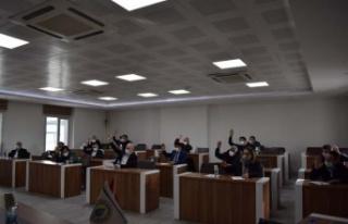Çine Belediye Meclisi yılın ilk toplantısını...