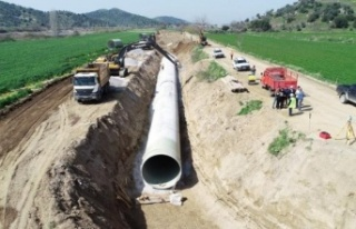 Çine Sulama 2. Kısım İnşaat Projesi