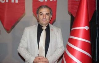 "CHP'i Başkan Şahin: ""Kaderiyle baş başa bırakılmış..."