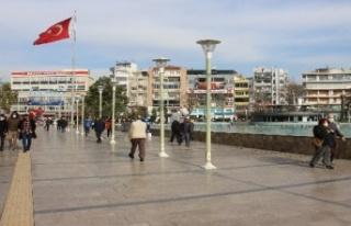 Aydın'da yeni İl Umumi Hıfzıssıhha Meclisi...