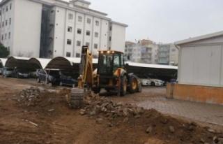 Başkan Atay, Atatürk Devlet Hastanesi'nin talebini...