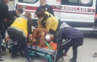 Çine'de meydana gelen trafik kazasında 1 kişi...