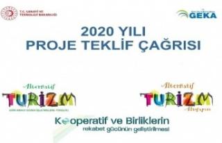 GEKA'nın 2020 yılı proje teklif çağrısı...