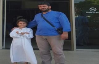 Hamak ipi boynuna dolanan çocuk hayatını kaybetti
