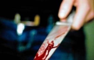 Ailesiyle tartışan genç, annesi ve abisini bıçakladı