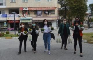 CHP Çine Örgütü, avukatları ziyaret etti