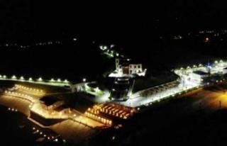 Adnan Menderes Müzesi'nin ışıkları tarihi...