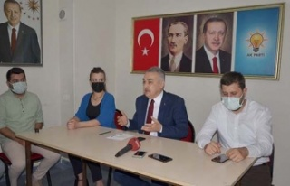 AK Parti Milletvekili Savaş: Çine kendine yeten...