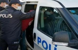 Suç makineleri polisten kaçamadı