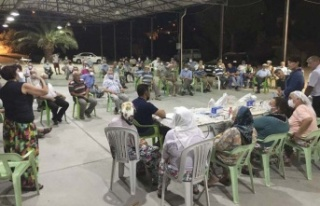 Aydın Büyükşehir Belediyesi 486 Köyde Vatandaşlarla...