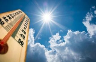 Bayram boyunca hava sıcaklığı Aydın'da artacak
