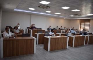 Çine Belediyesi meclis toplantısı gerçekleşti