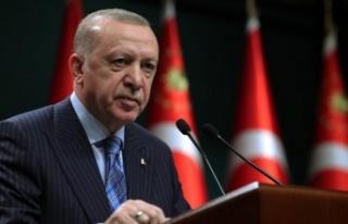 Cumhurbaşkanı Erdoğan, Kurban Bayramı tatili süresini...