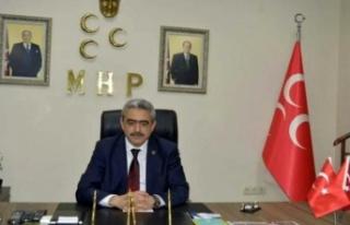 MHP'li Alıcık, Erzurum Kongresi'ni unutmadı