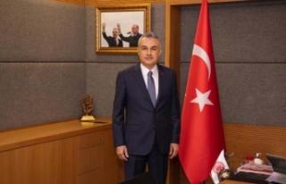 AK Parti Aydın Milletvekili Savaş'ın '30...