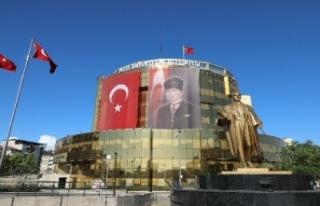 Aydın Büyükşehir Belediyesi'nden Zafer Bayramı...