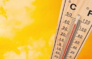 Aydın'da hava sıcaklıkları yarın 45 dereceyi...