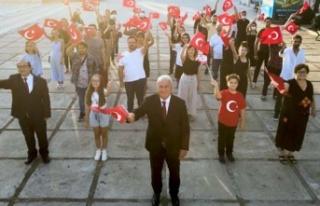 Başkan Atay'dan 30 Ağustos'a Özel Video
