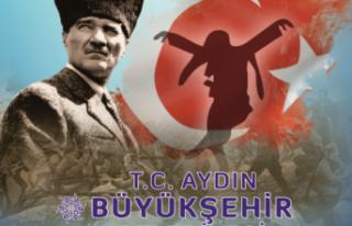 """Büyükşehir Belediyesi'nden """"7 Eylül Aydın'ın..."""