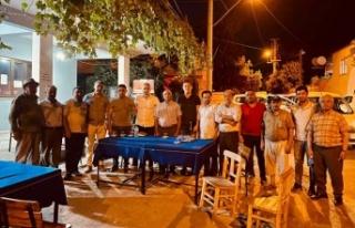 'Büyükşehir Sahada' uygulamasını devam...