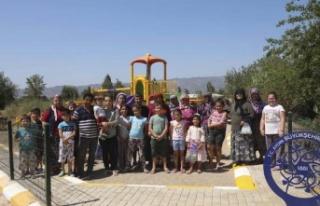 Çocuklar İstedi Aydın Büyükşehir Belediyesi...