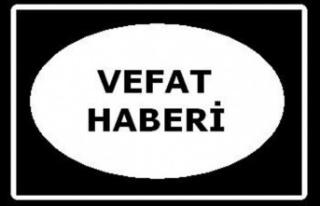 Ahmet Durmuş vefat etti
