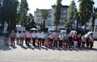CHP'nin Kuruluşunun 98.Yıldönümü Törenle...