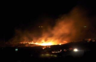 Afyon'da cephanelikte patlama: 25 şehit
