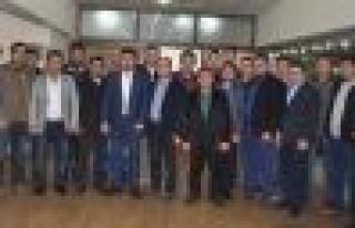 AK Parti Gençlik Kollarından birlik beraberlik yemeği