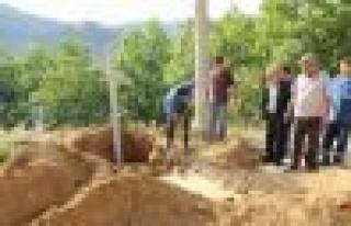Aydın Aski, Nazilli'de Çalışmalarını Sürdürüyor