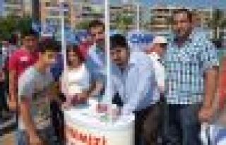 Aydın CHP'den Genç Üye Kampanyası