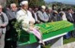 Başkan Çerçi'nin kayınvalidesi ebediyete uğurlandı
