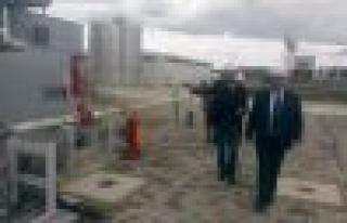 Başkan Dinçer, Çine OSB'yi ziyaret etti