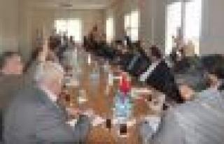 Belediye, Mart ayı meclis toplantısı yaptı