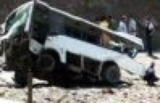 Bingöl'de hain saldırı: 8 polis şehit