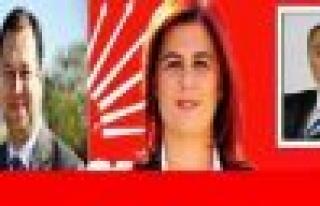 CHP'de büyükşehir ve ilçe adaylıkları kesinleşti